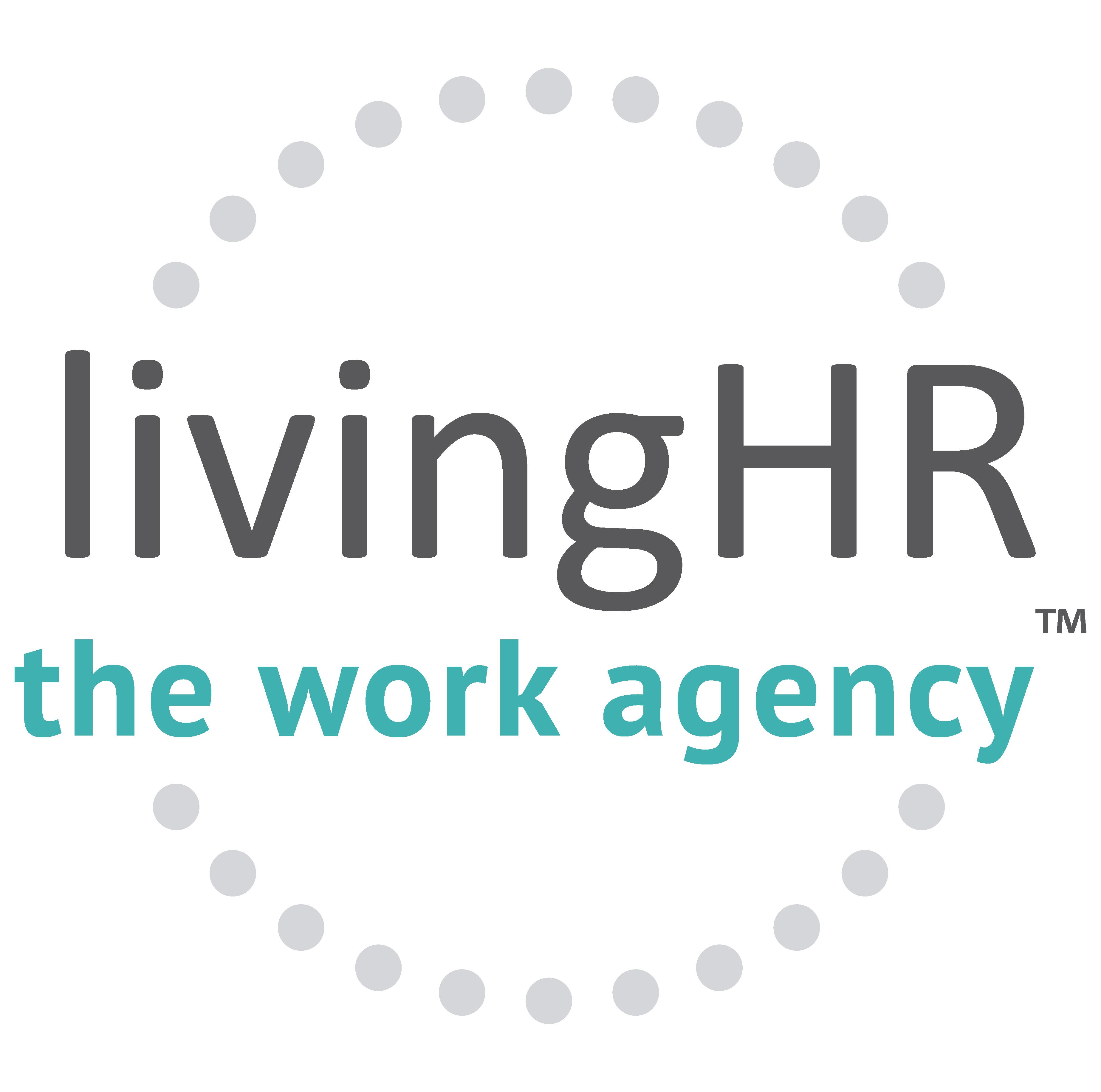 livingHR Logo