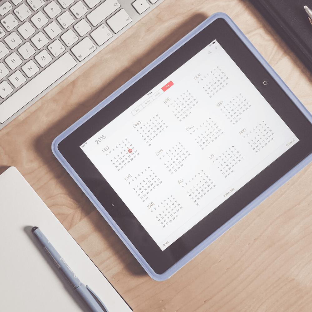 How Your Practice can Create a Social Media Calendar