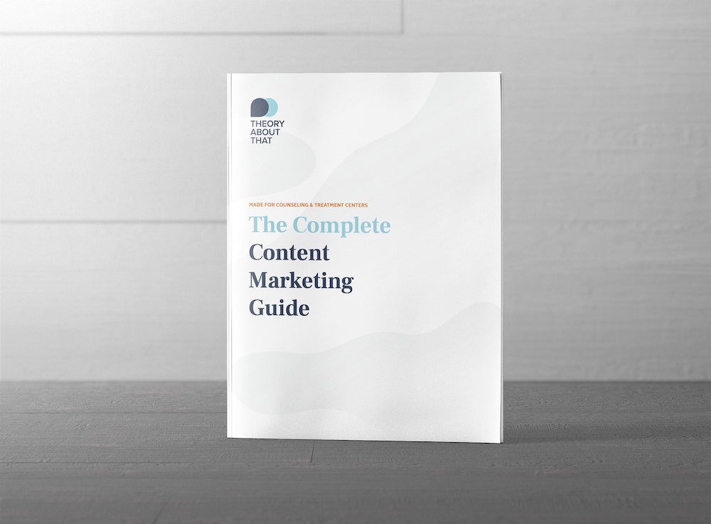 Content Marketing eBook for Therapists and Counselors