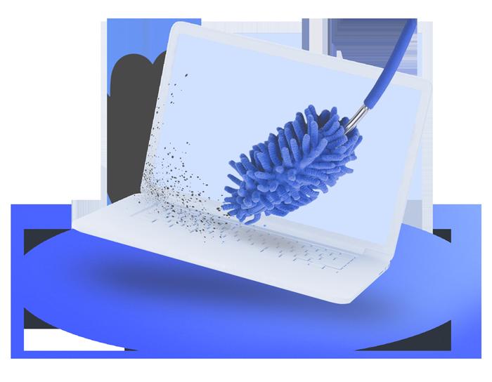 Computadora limpia