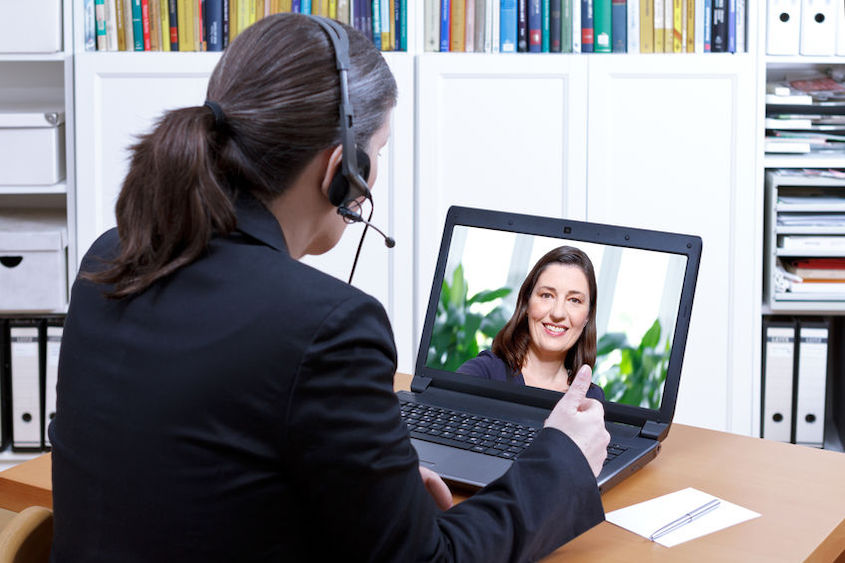 Tips to Rock Virtual Interviews