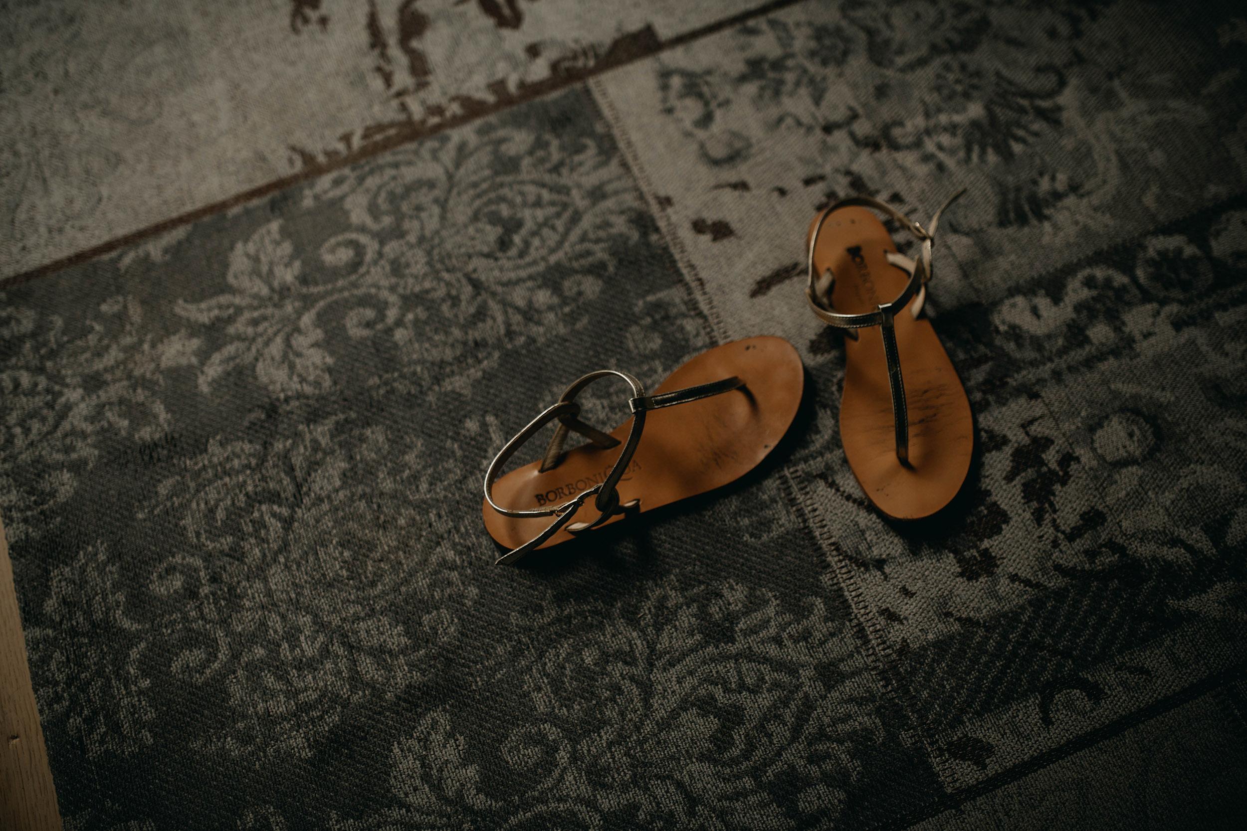 Borboniqua Sandals