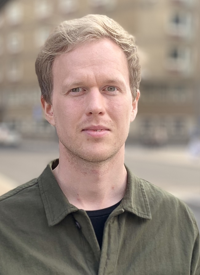 Per Andrén (photo by Peter Örn)
