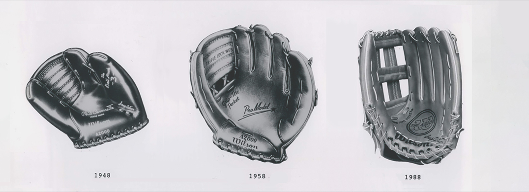 Milwaukee Brewers Rebrand Glove Evolution