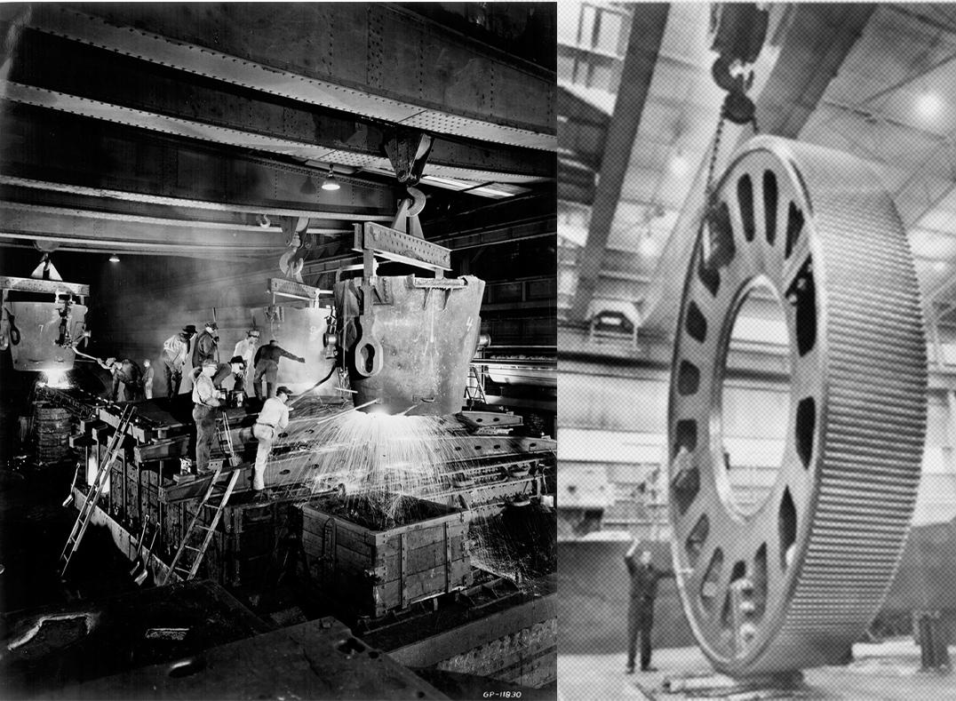 Milwaukee Brewers Rebrand Industrial Steel Mills