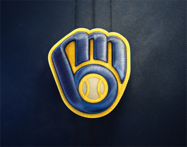 Milwaukee Brewers Rebrand New Logo