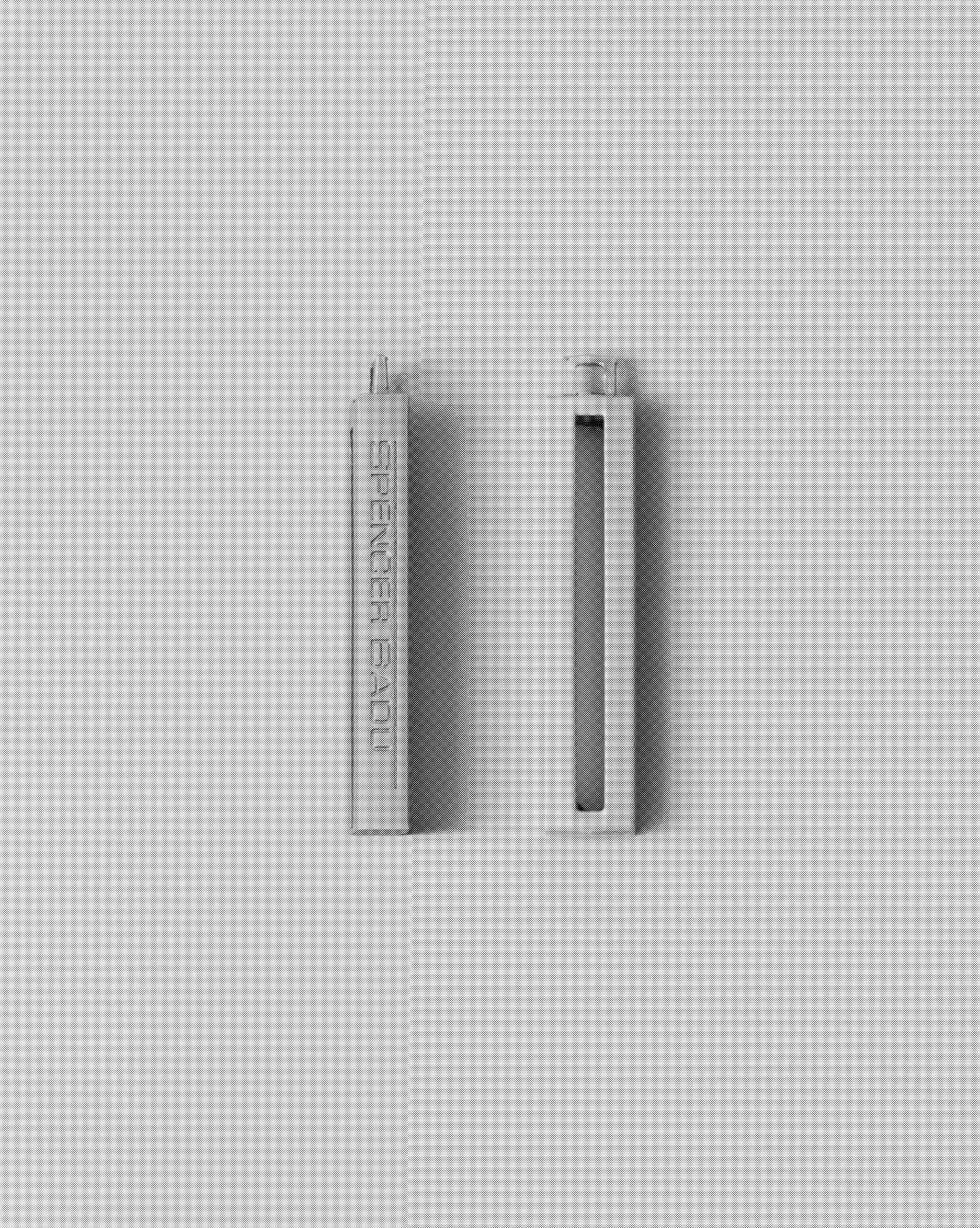 Branding on hardware