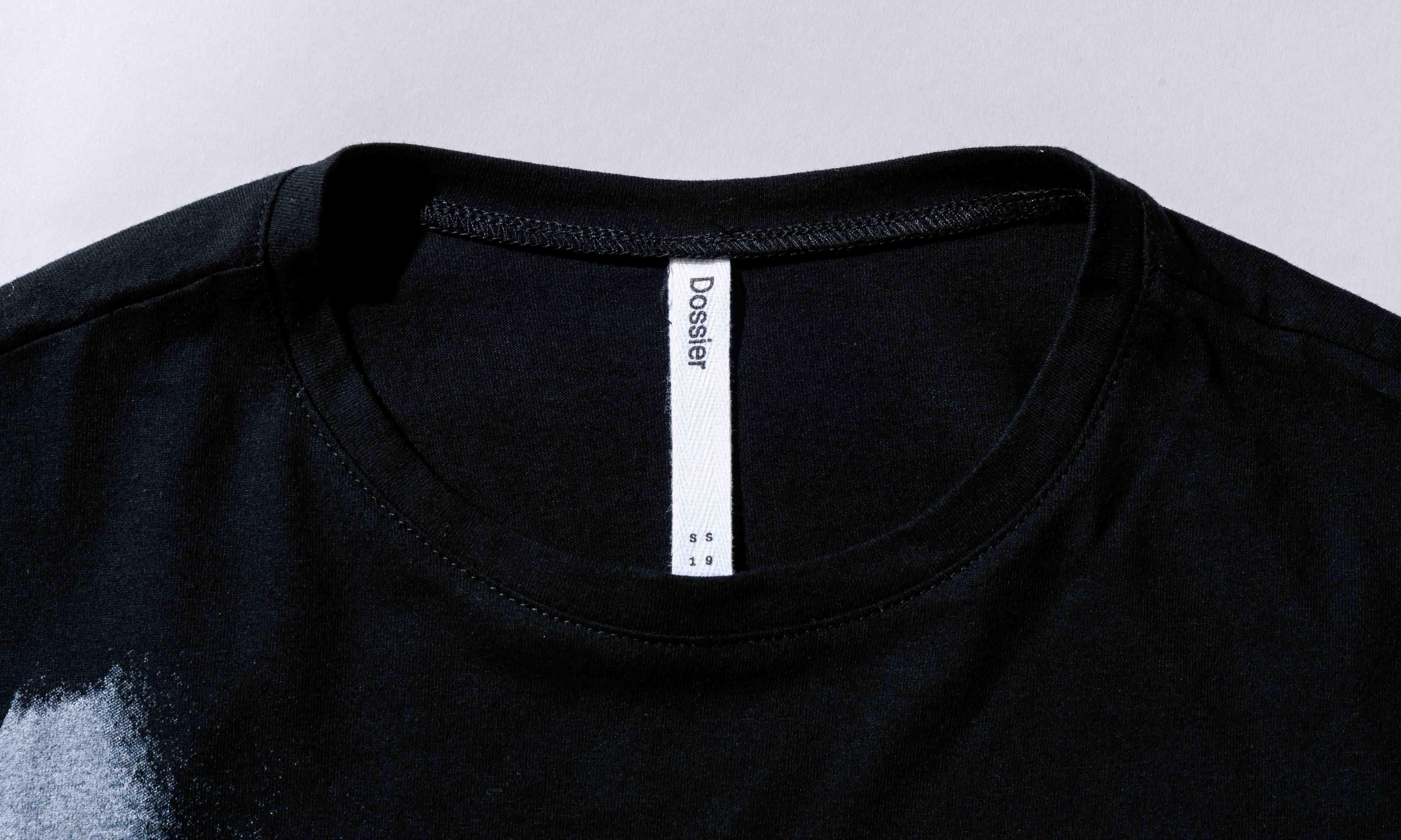 Dossier Label Branding Tag