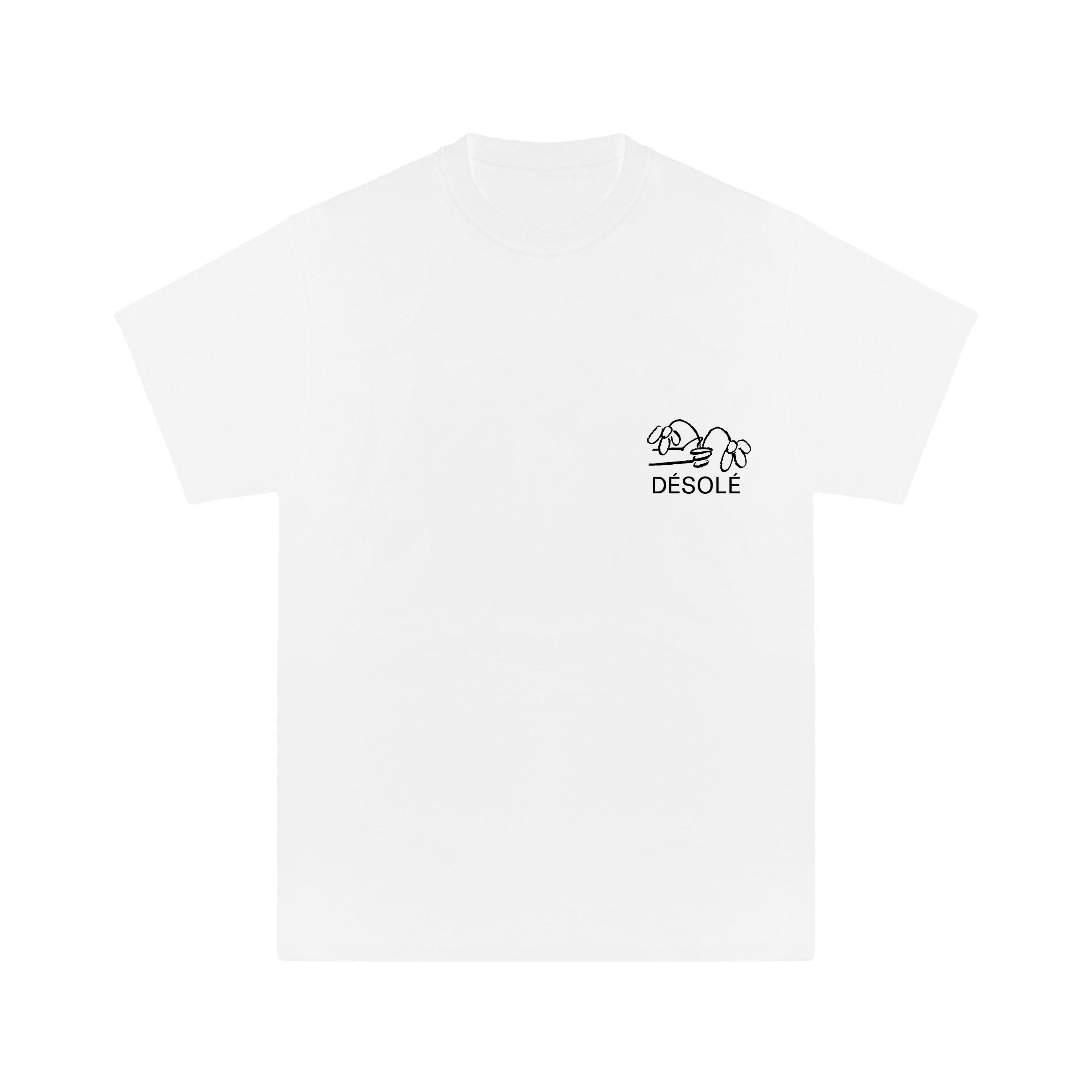 Desole t-shirt design