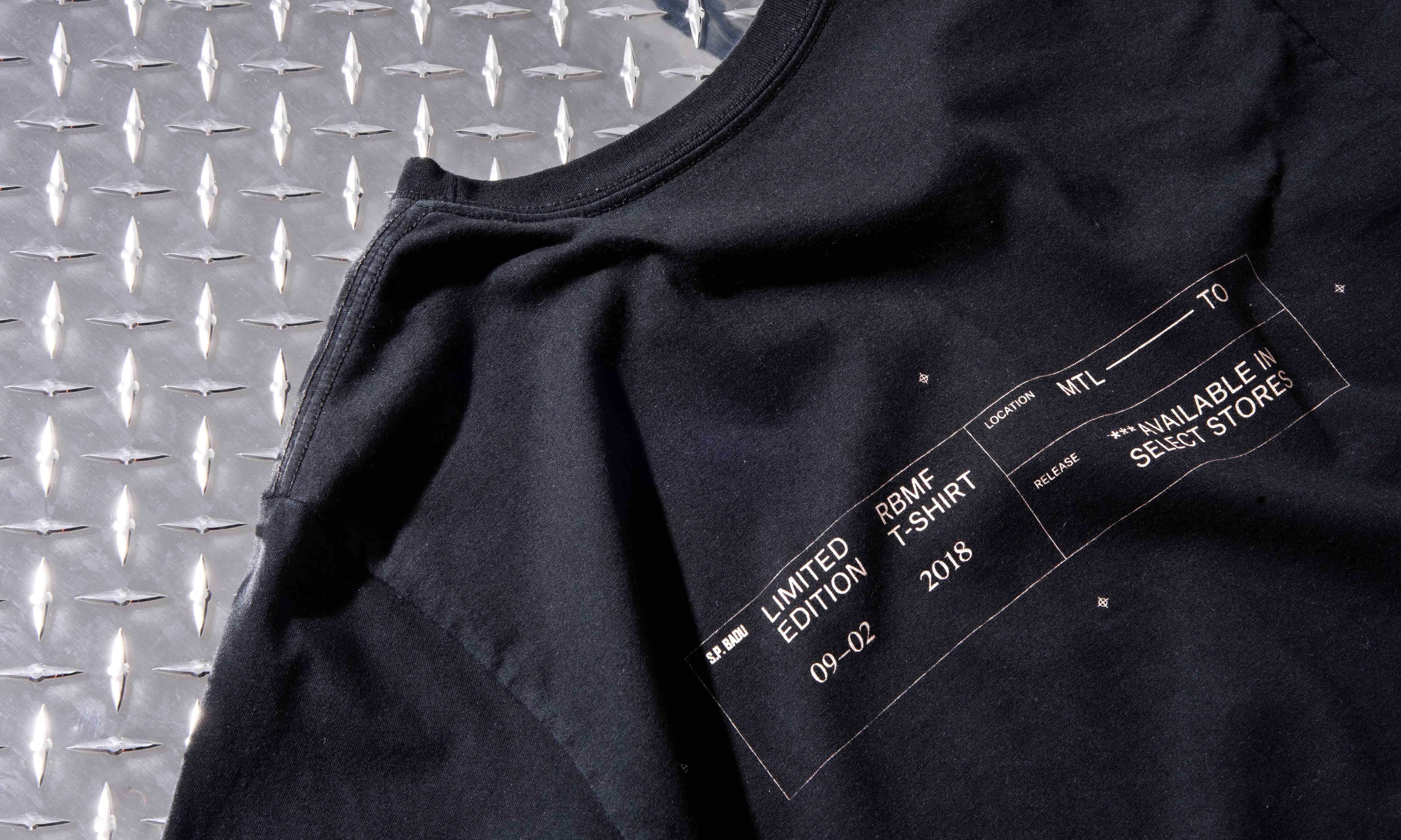 Red Bull Music Festival T-Shirt with Branding