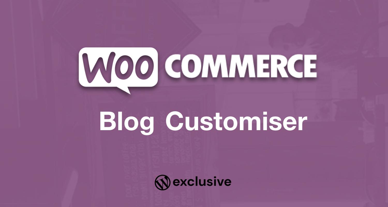 Storefront WooCommerce Customiser