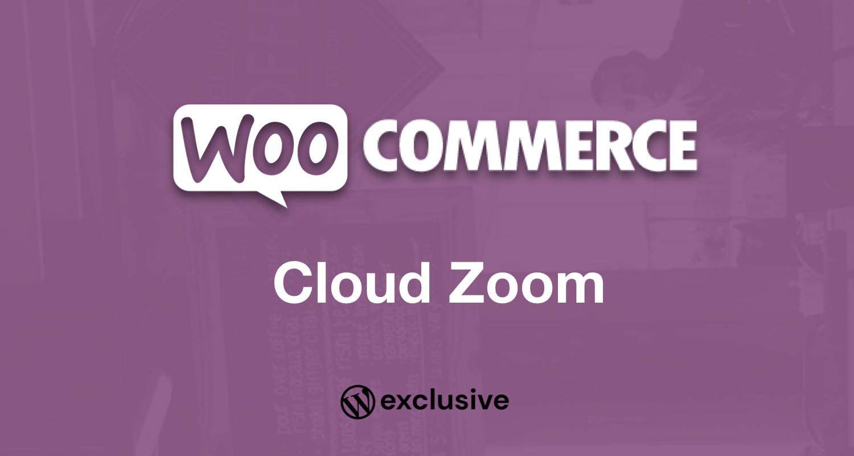 WooCommerce Cloud Zoom