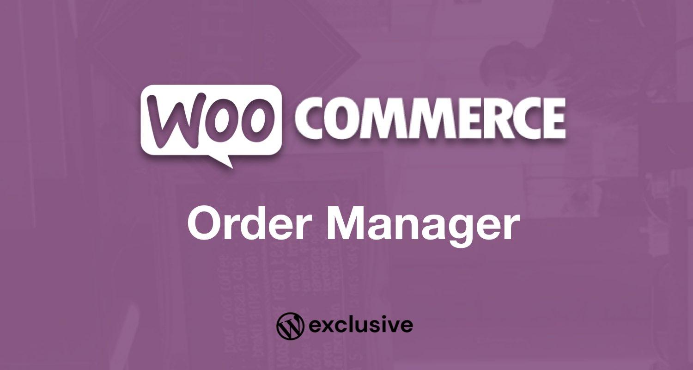 WooCommerce Order Status Manager
