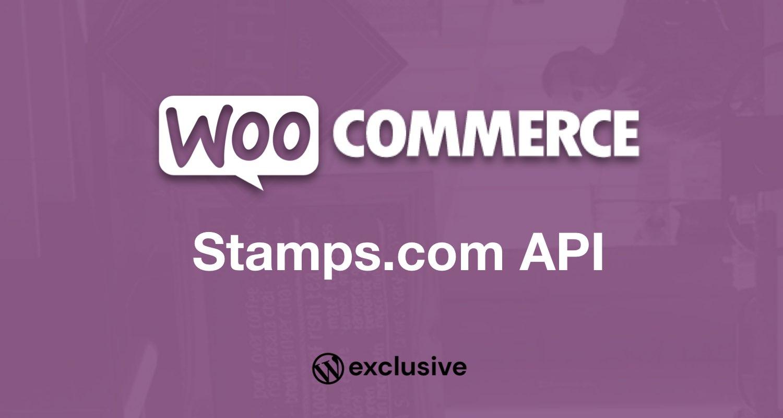 WooCommerce Stamps.com API