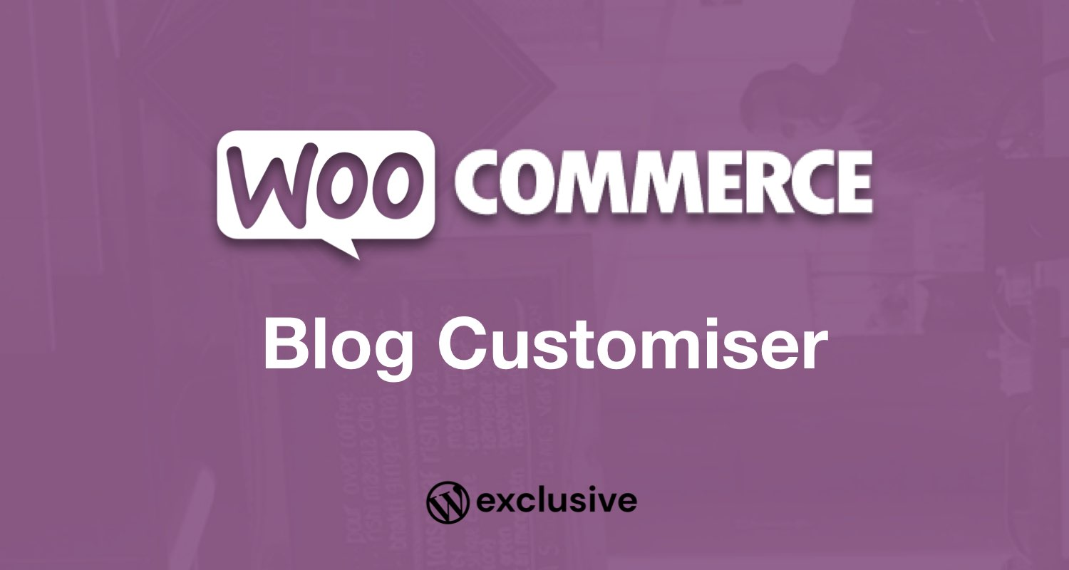 WooCommerce Storefront Checkout Customiser