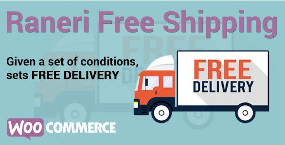 Conditional Free Shipping – WooCommerce Plugin