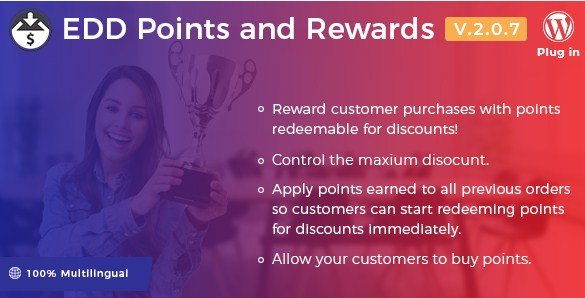 Easy Digital Downloads – Points and Rewards Features