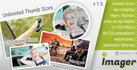 Imager – Amazing Image Tool for WordPress