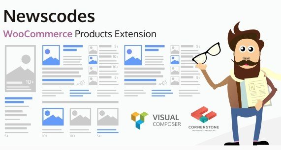 Newscodes – WooCommerce Products Extension
