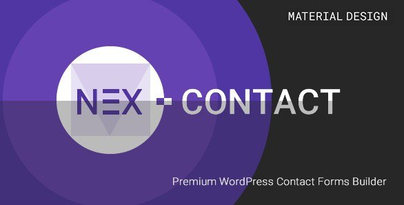 NEX-Forms Lite – Ultimate WordPress Contact Form Builder