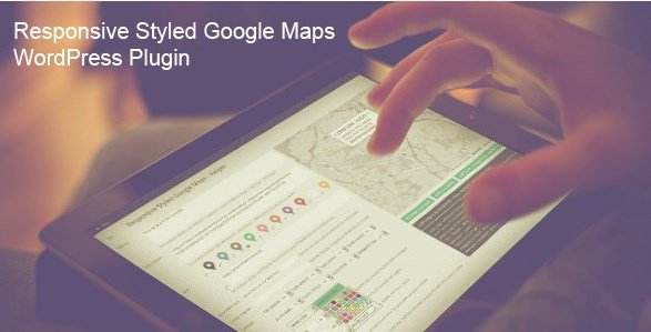 Responsive Styled Google Maps – WordPress Plugin