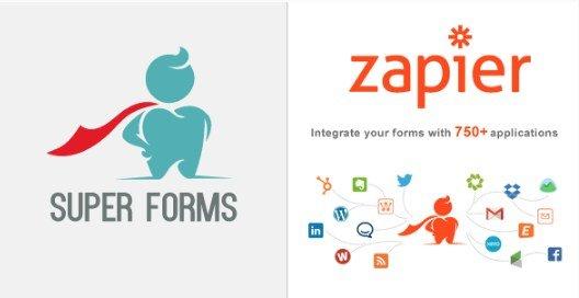 Super Forms – Zapier Add-on