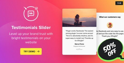 Testimonials Slider – WordPress Testimonials Plugin