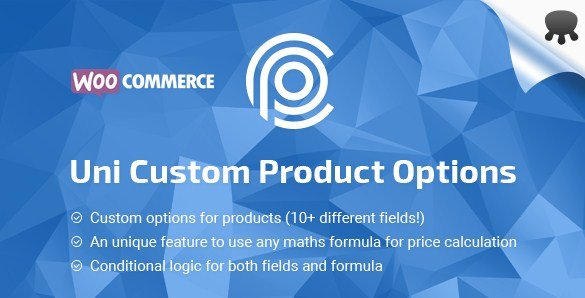 Uni CPO – WooCommerce Options and Price Calculation Formulas