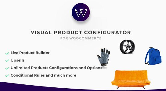 Woocommerce Visual Products Configurator