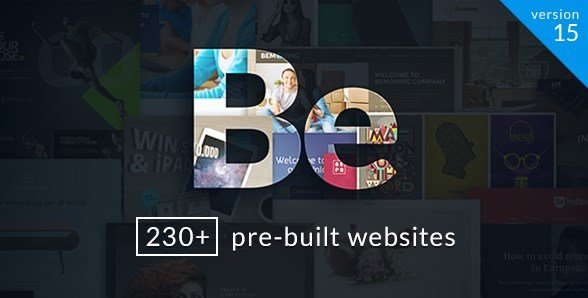 BeTheme – Responsive Multi-Purpose WordPress Theme