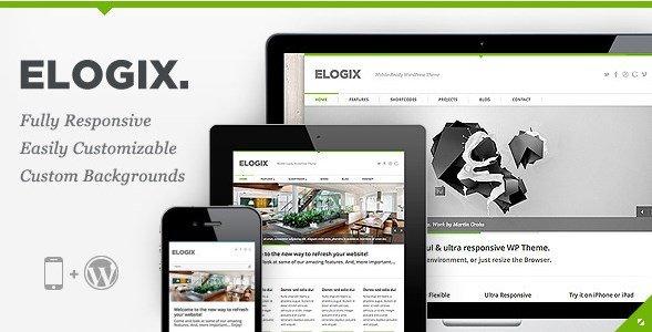 ELOGIX – Responsive Business WordPress Theme