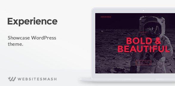 Experience – Showcase WordPress Theme