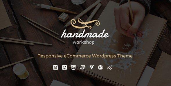 Handmade – Shop WordPress WooCommerce Theme