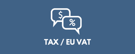 PMS Tax & EU VAT add-on