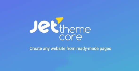 JetThemeCore For Elementor