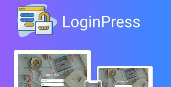 LoginPress Hide Login