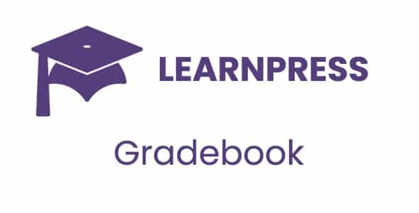 LearnPress Gradebook