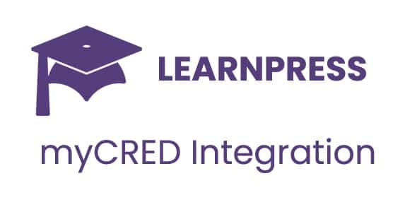 LearnPress MyCRED Integration