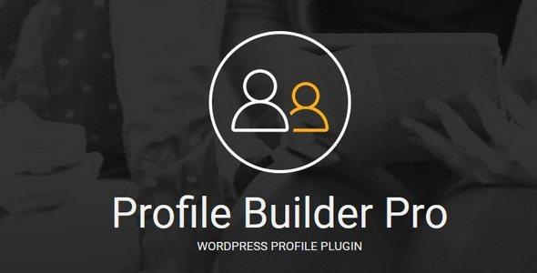Profile Builder Pro WordPress Profile Plugin