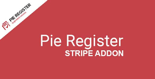 Pie Register Stripe