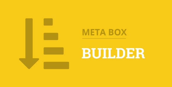 Meta Box Builder