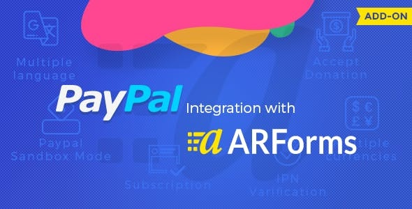 ARForms PayPal Addon