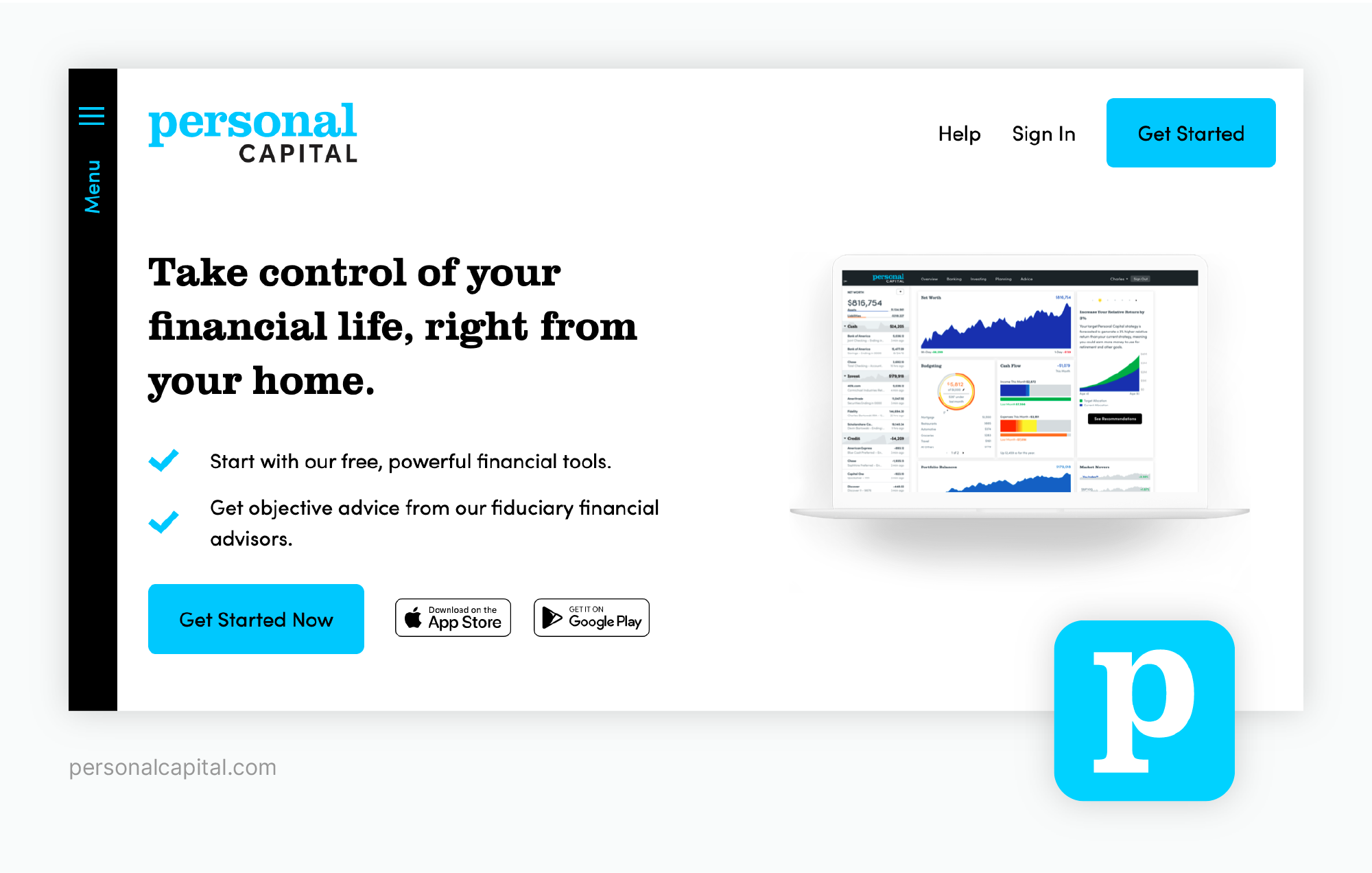 What Is Personal Capital?