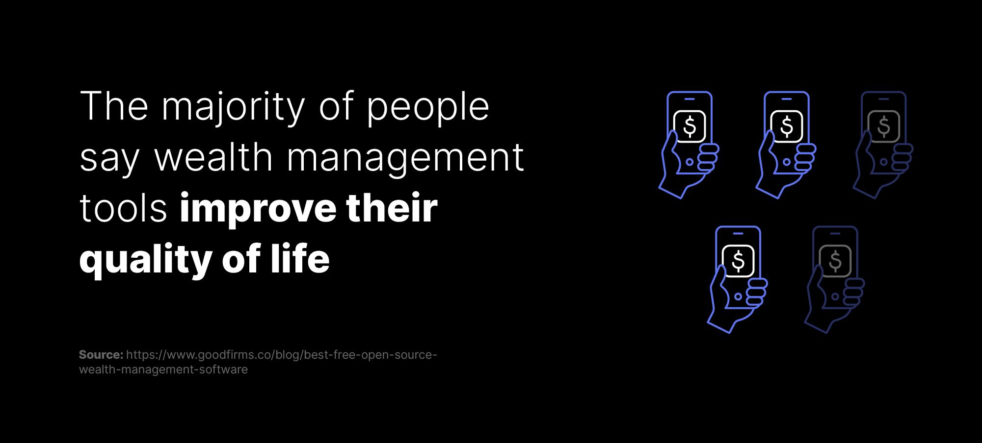wealth management improve life