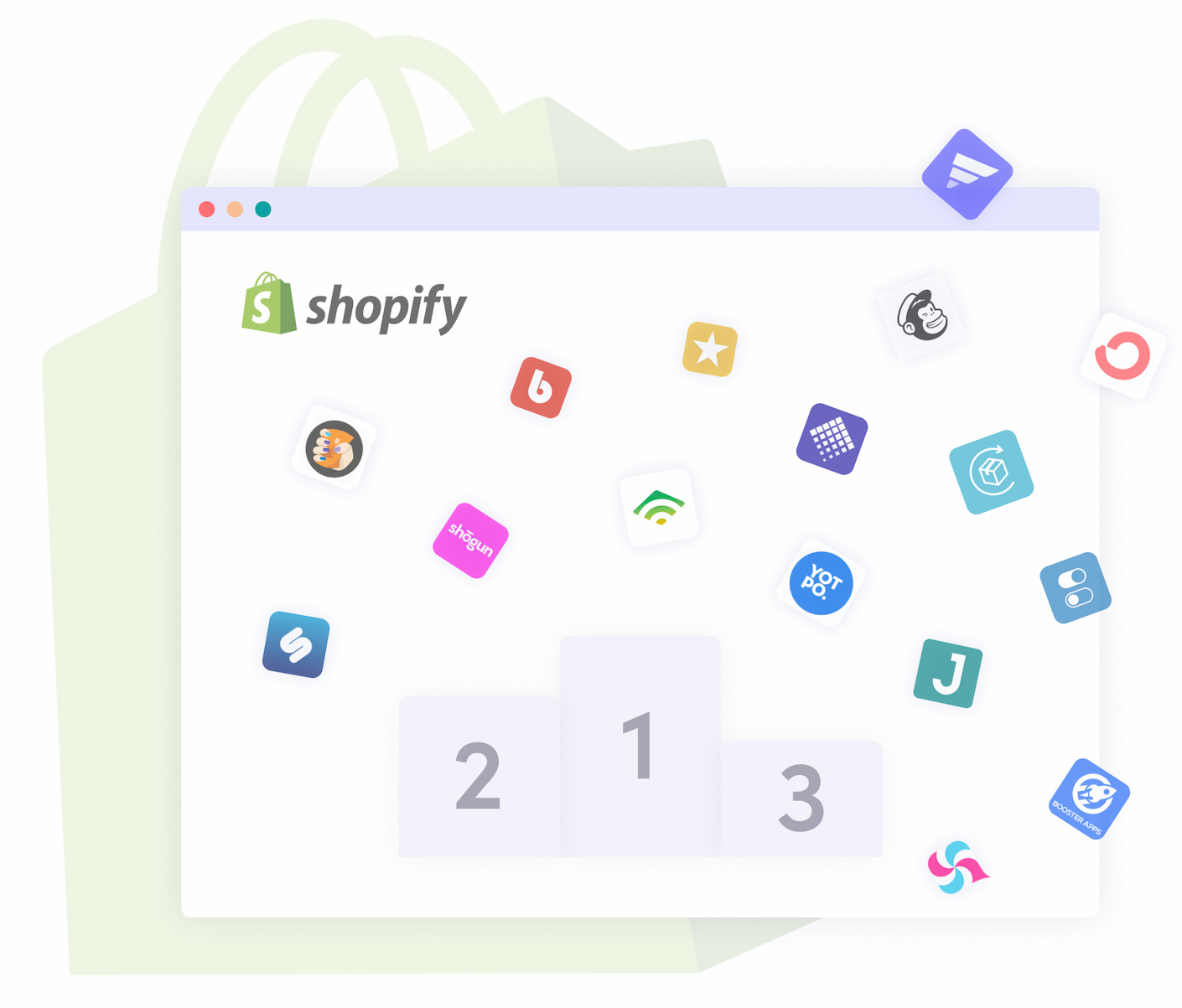 Shopify tools & apps