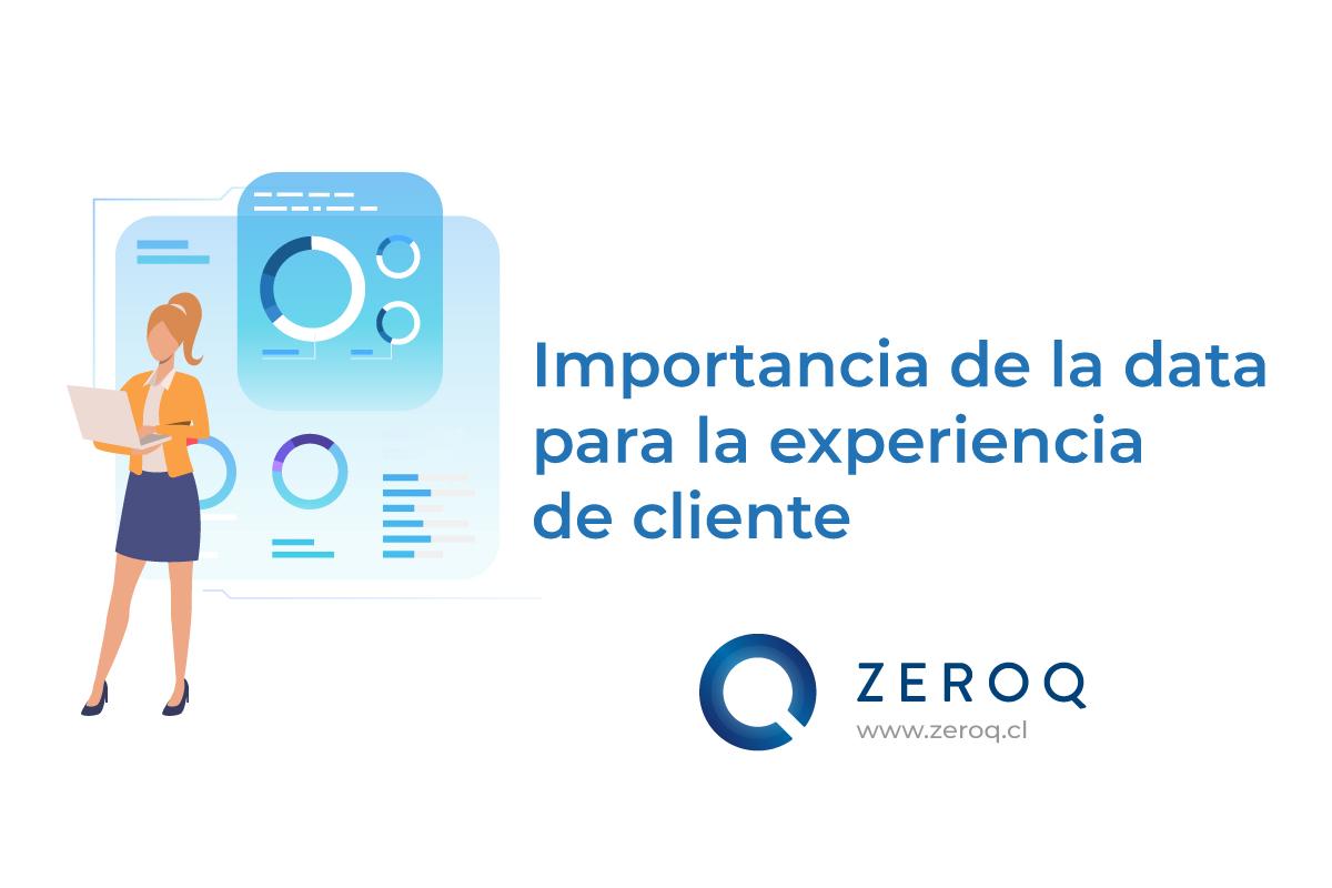Importancia de la data para la experiencia de clientes