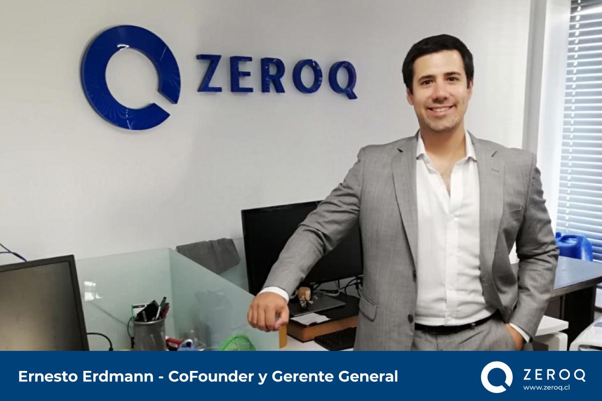 Ernesto Erdmann: Conoce un poco más a nuestro Gerente General y Cofundador
