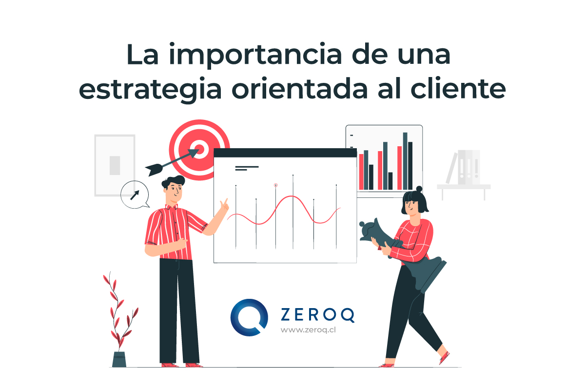 La importancia de una estrategia orientada en el cliente