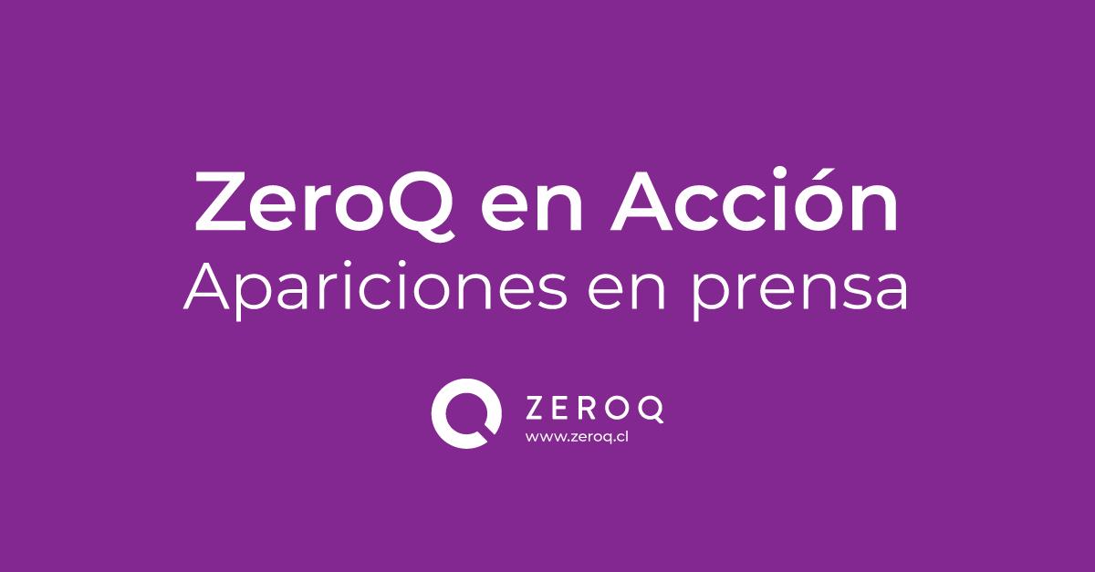 ZeroQ: tecnología que permite reservar hora y ahorrarte las filas
