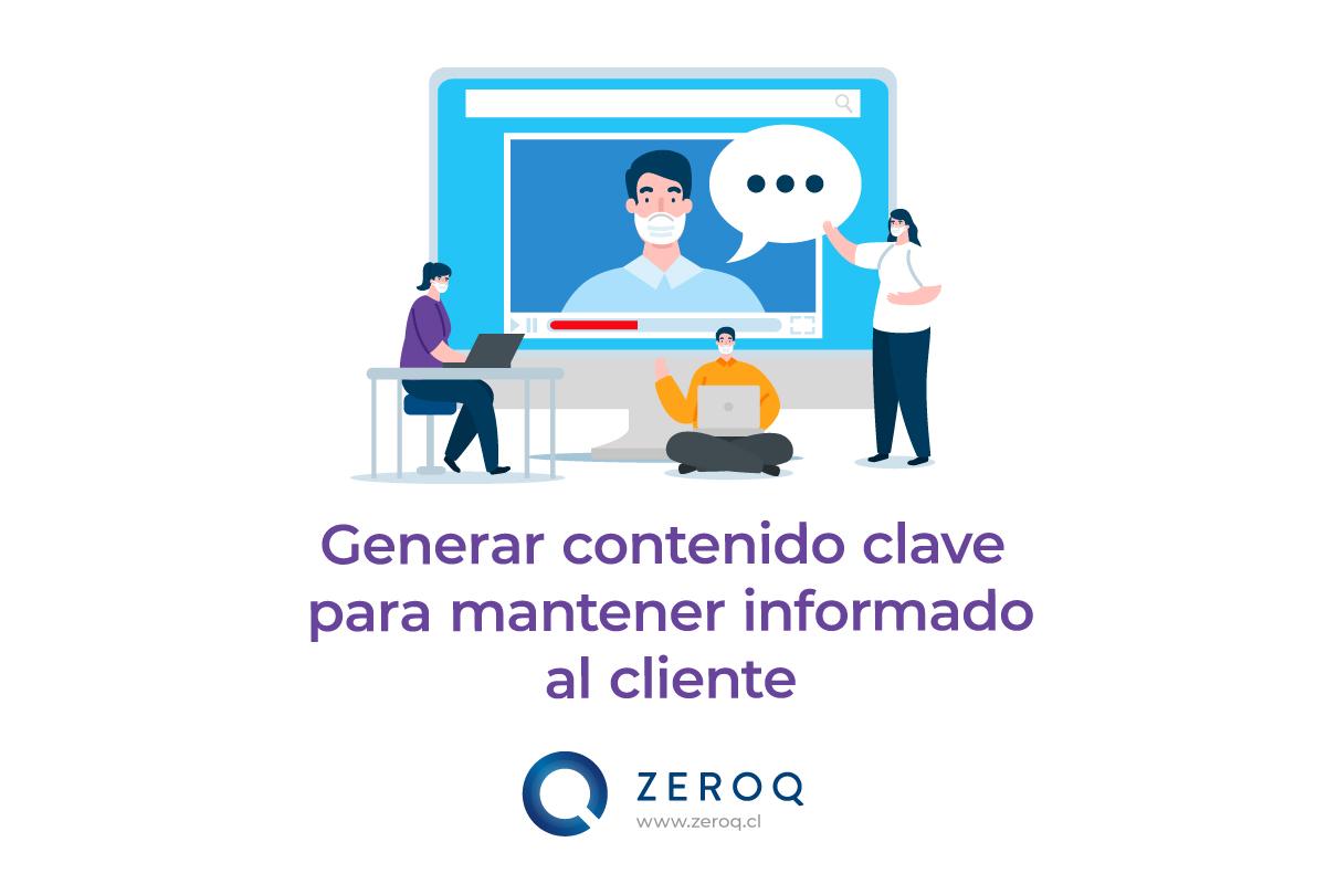 COVID 19: Genera contenido clave para mantener informados a tus clientes